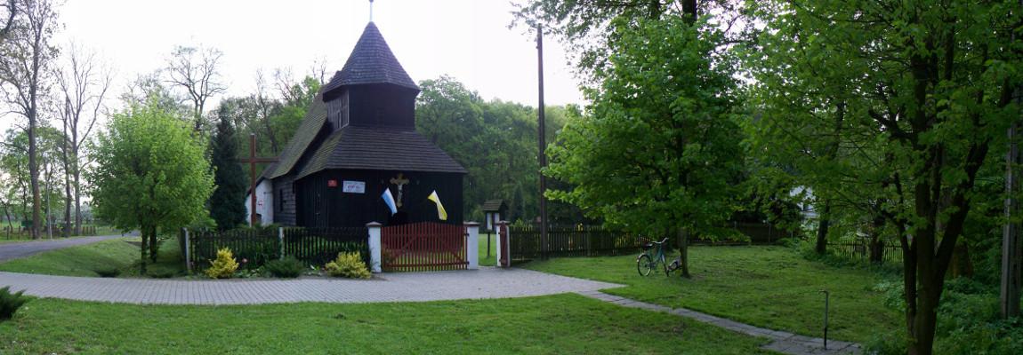 Kościoł Trójcy Świętej w Baldwinowicach