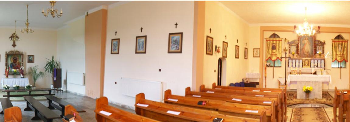 Kaplica p.w. Miłosierdzia Bożego w Krzykowie