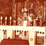 Ks. Kardynał Gulbinowicz w MIchalicach