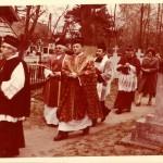 Wizytacja ks. kardynała Gulbinowicza