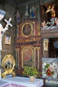 Ołtarz św. Barbary