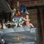 Św. Michał i aniołkowie - dzieci z ambony