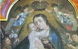 Matka Boża w kościele michalickim