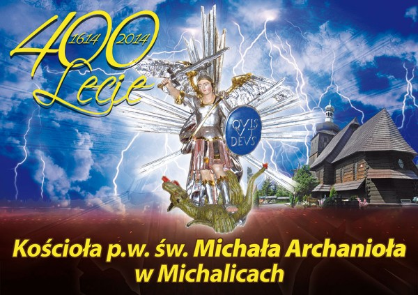 400 – lecie kościoła w Michalicach