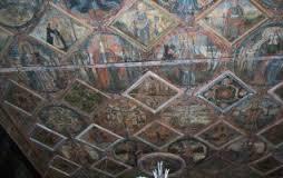 Wnętrze kościoła w Michalicach